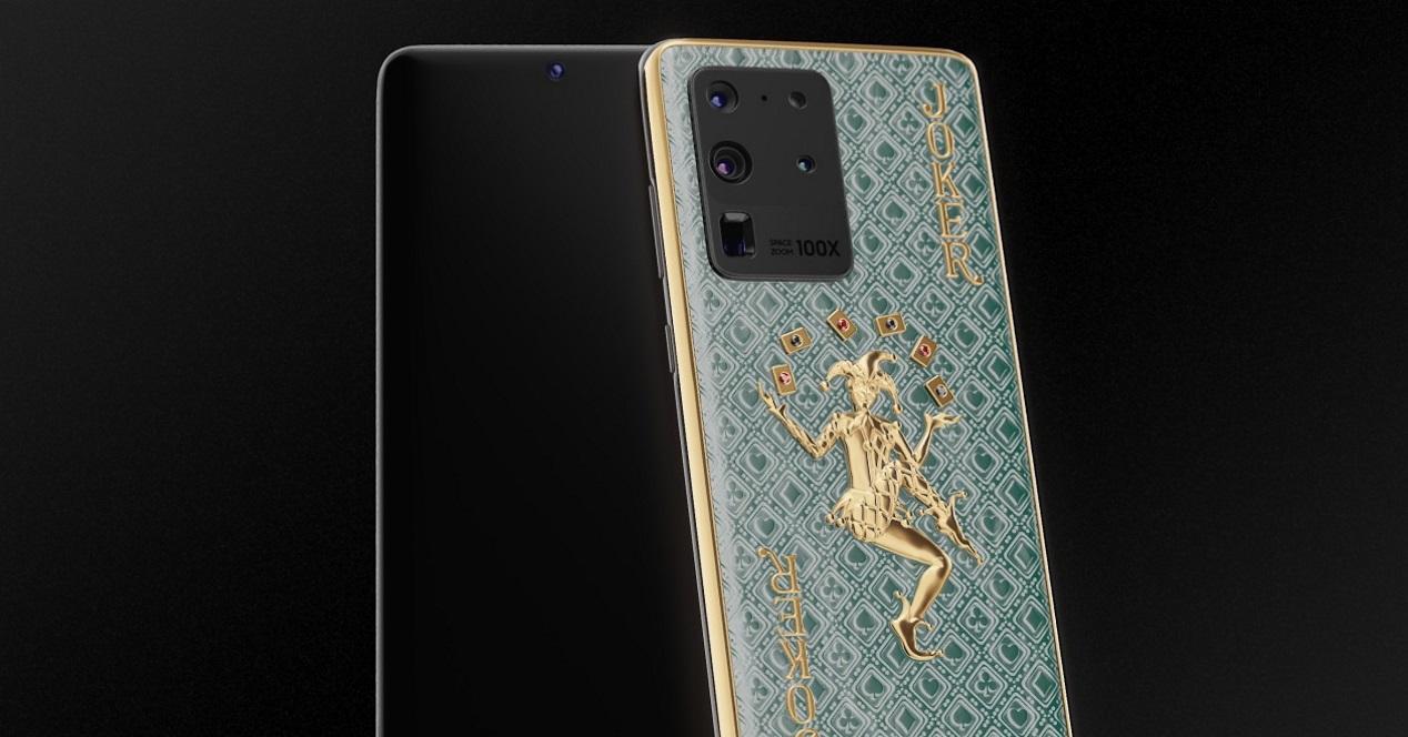 Samsung Galaxy S20 Ultra Caviar