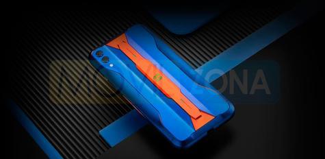 Xiaomi Black Stark 2 Pro azul