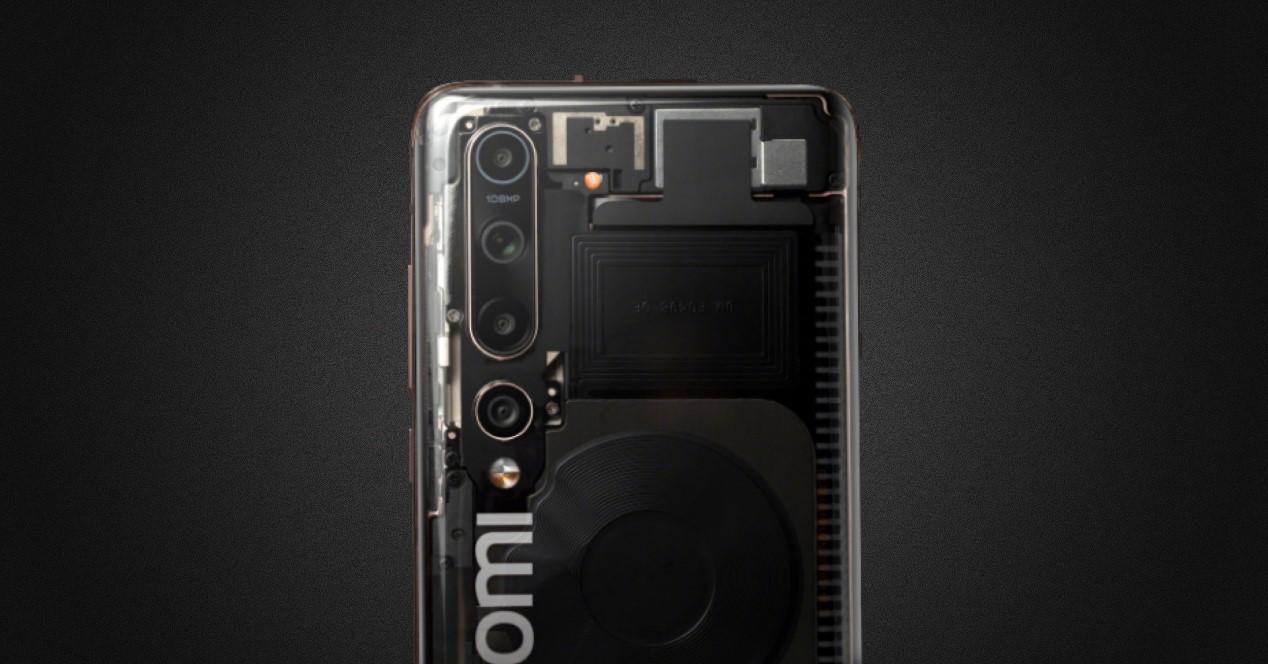 Xiaomi Mi 10 transparente 04