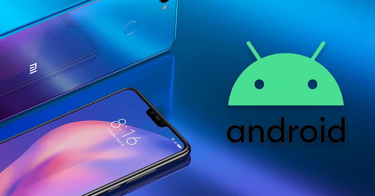 android 10 mi 8 lite