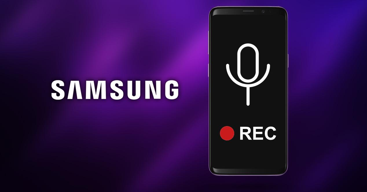 como grabar llamadas móviles samsung