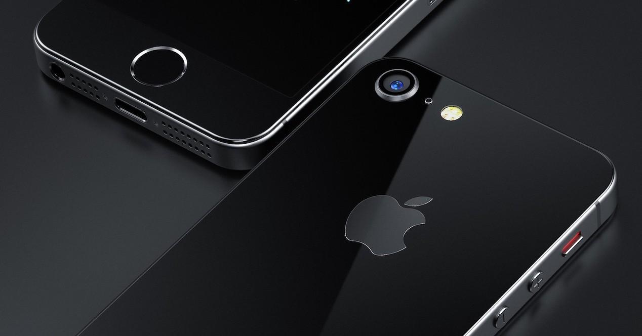 iphone se 2 concepto
