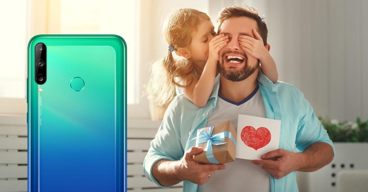 movil regalo para padre