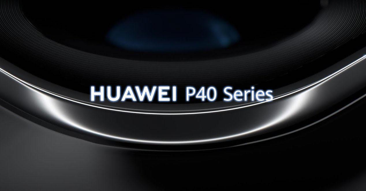 Presentación Huawei P40