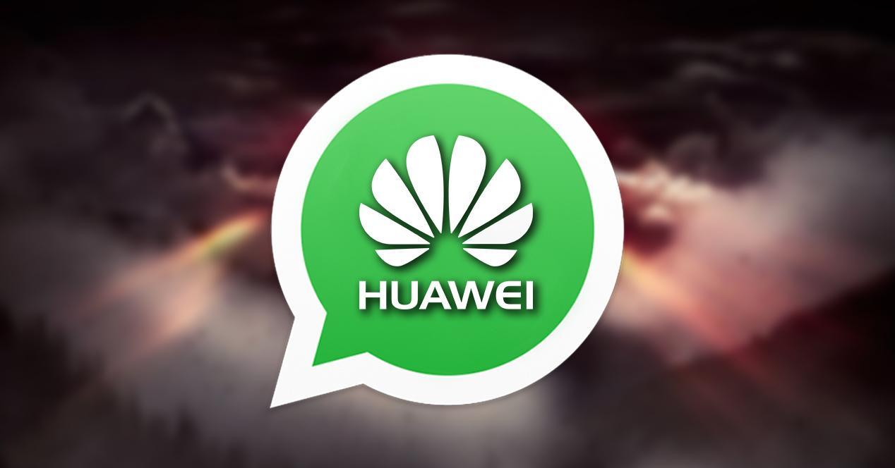 problemas huawei en whatsapp