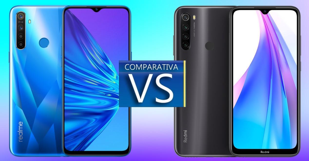 realme 5 Pro vs Xiaomi Redmi 8T