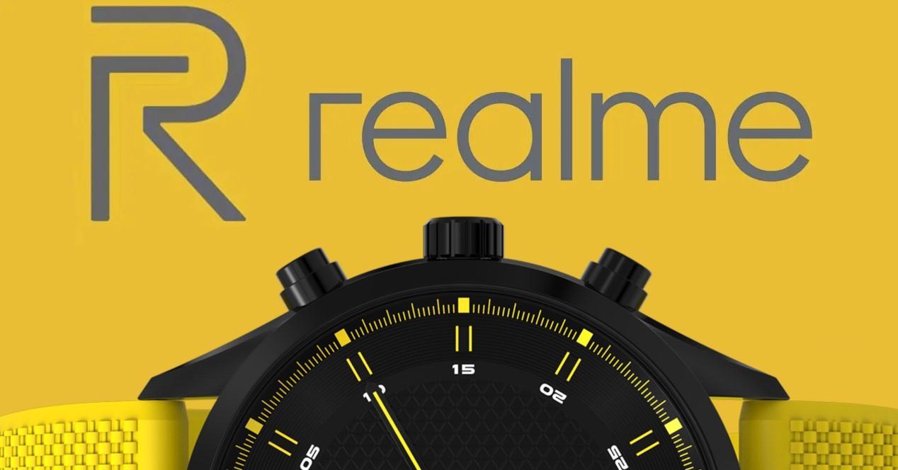 realme watch y logo