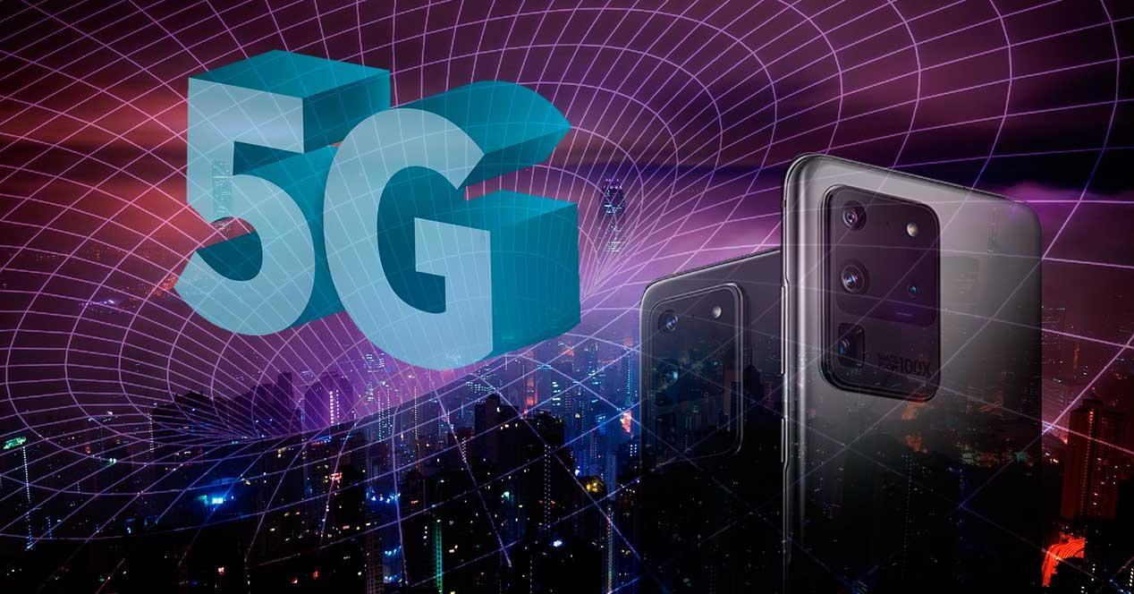 Ventas móviles 5G