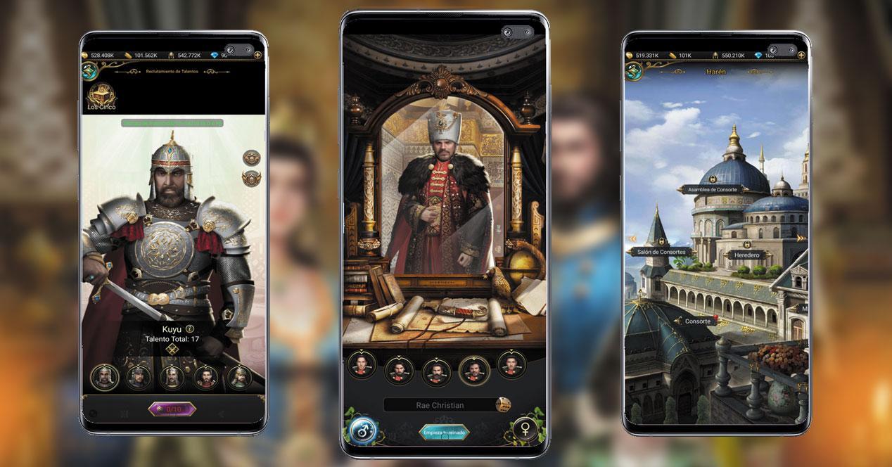 Imagen del juego Game of Sultans