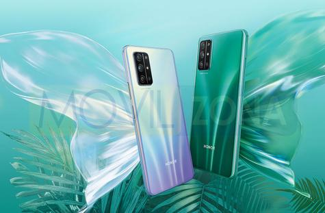 Honor 30s color