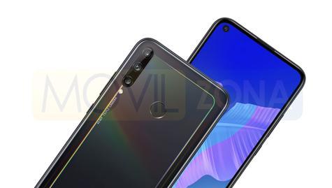 Huawei P40 Lite E cámaras