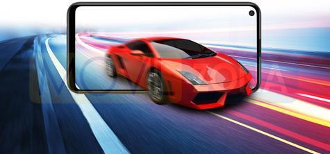 Huawei P40 Lite E pantalla
