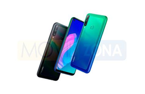 Huawei P40 Lite E color