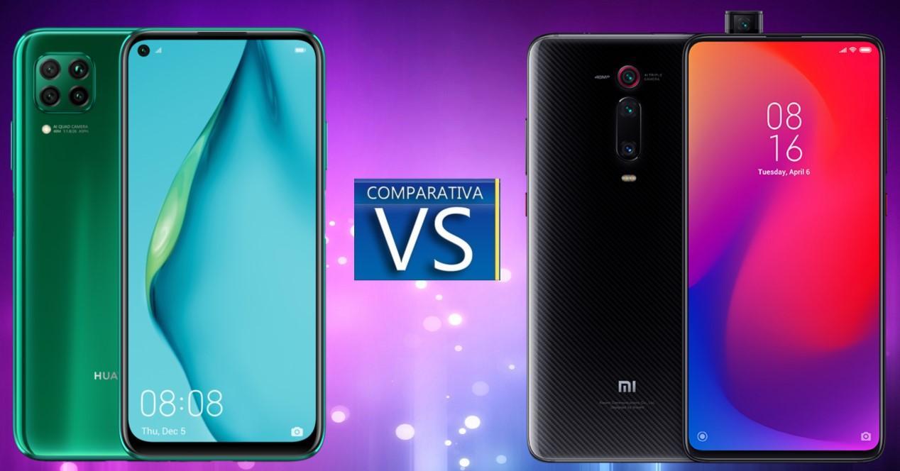 Huawei P40 Lite vs Xiaomi Mi 9T