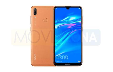 Huawei Y7 Prime 2019 diseño