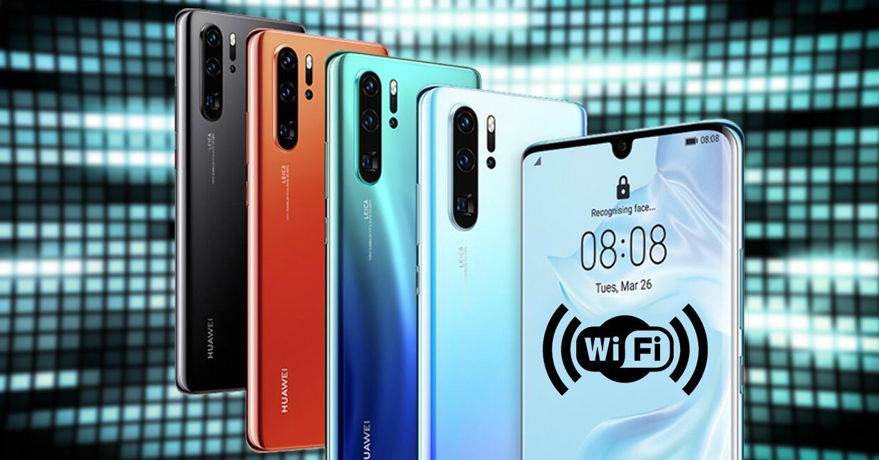 Llamadas VoWiFi Huawei P30 Pro