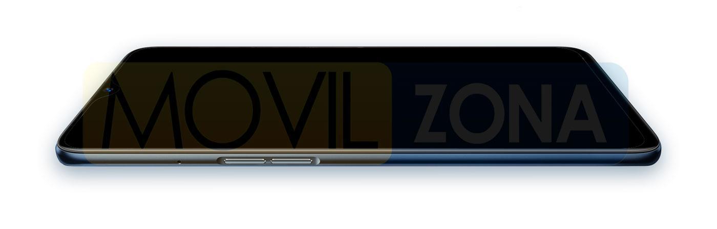 OPPO Reno Z pantalla