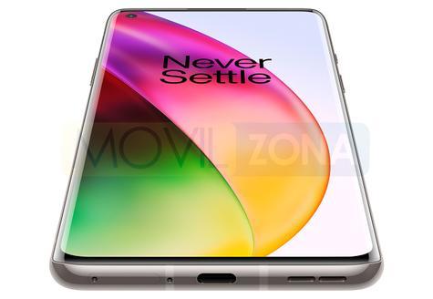 OnePlus 8 interestelar