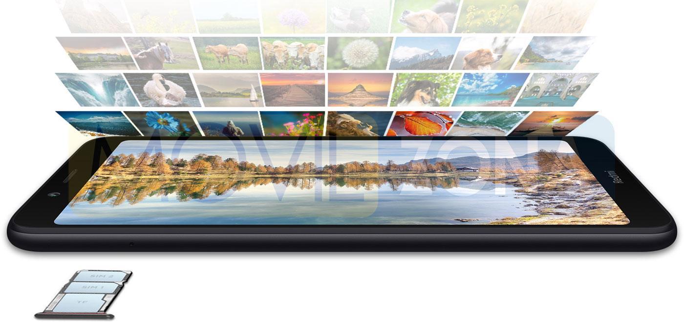 Redmi 7A pantalla