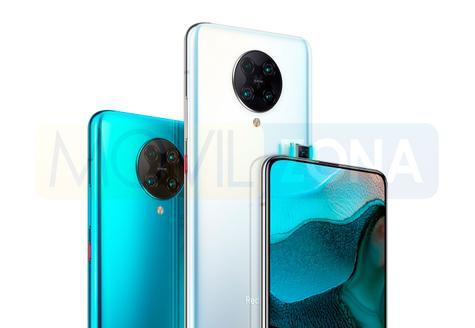 Redmi K30 Pro Zoom Edition color