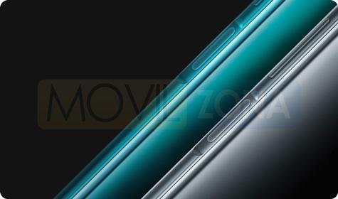 Redmi Note 9S perfil