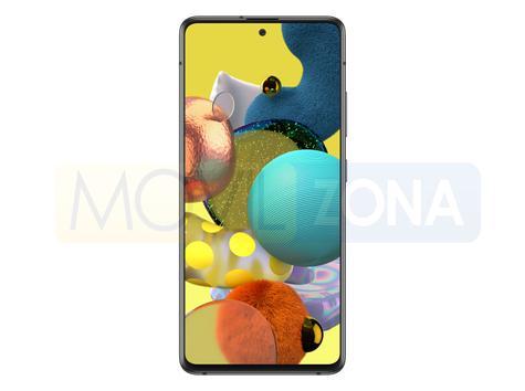 Samsung Galaxy A51 5G pantalla