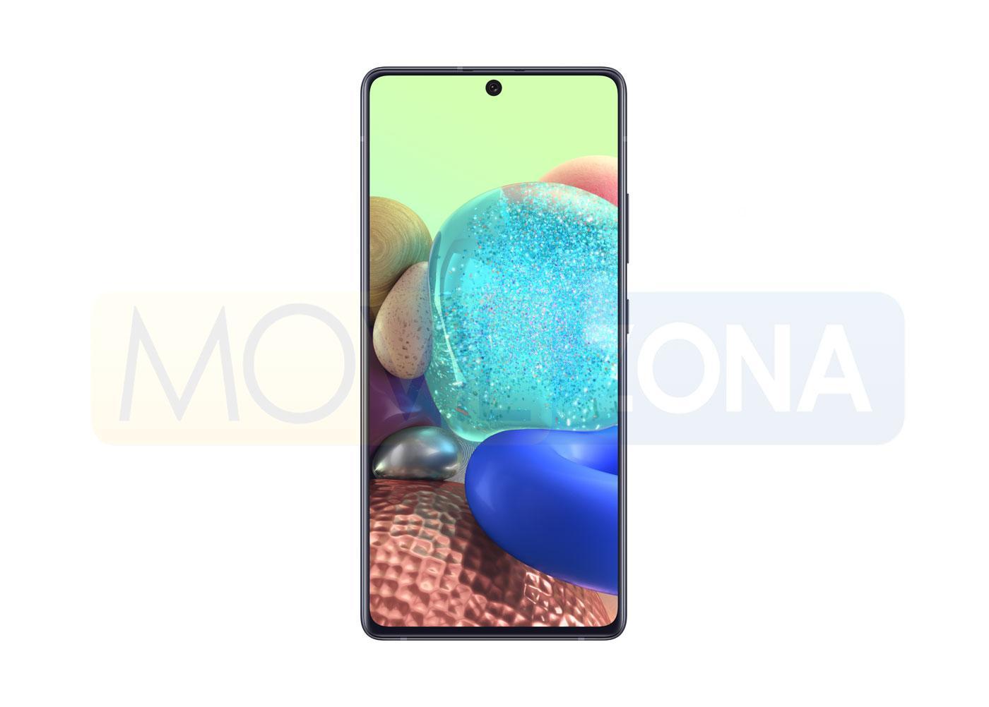 Samsung Galaxy A71 5G pantalla