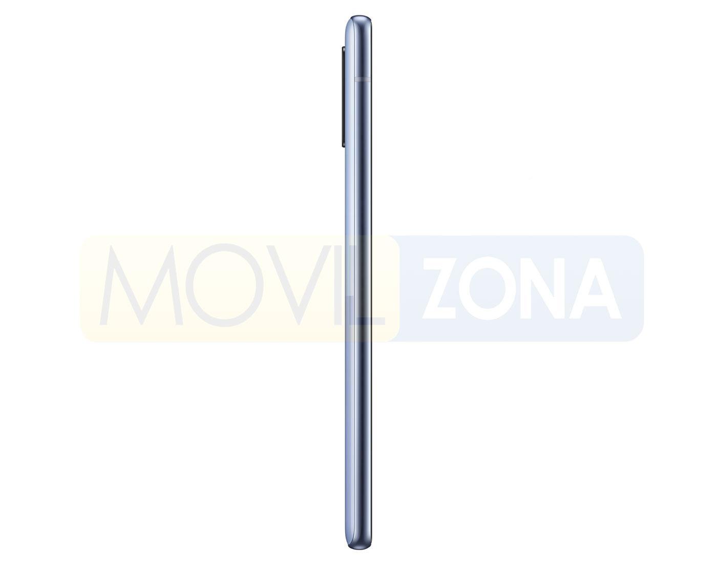 Samsung Galaxy A71 5G perfil