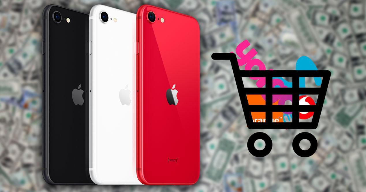 iPhone se 2020 compras