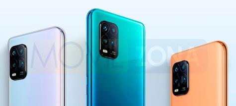 Xiaomi Mi 10 Youth Edition color