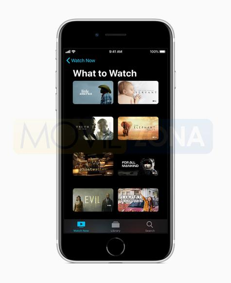 iPhone SE 2020 app store