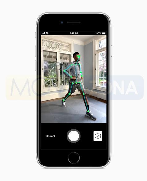iPhone SE 2020 app cámara