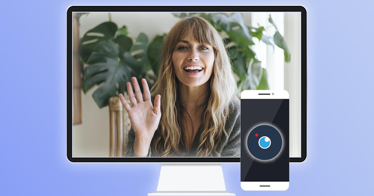 movil videollamadas webcam
