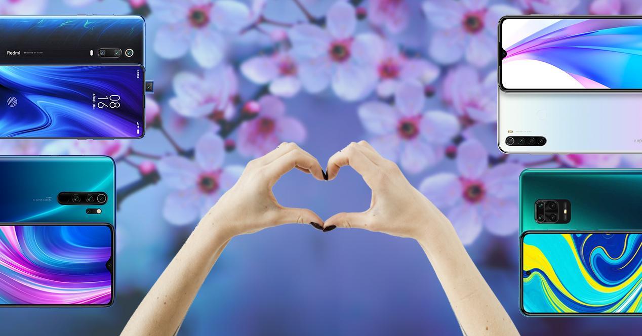 ofertas xiaomi dia de la madre