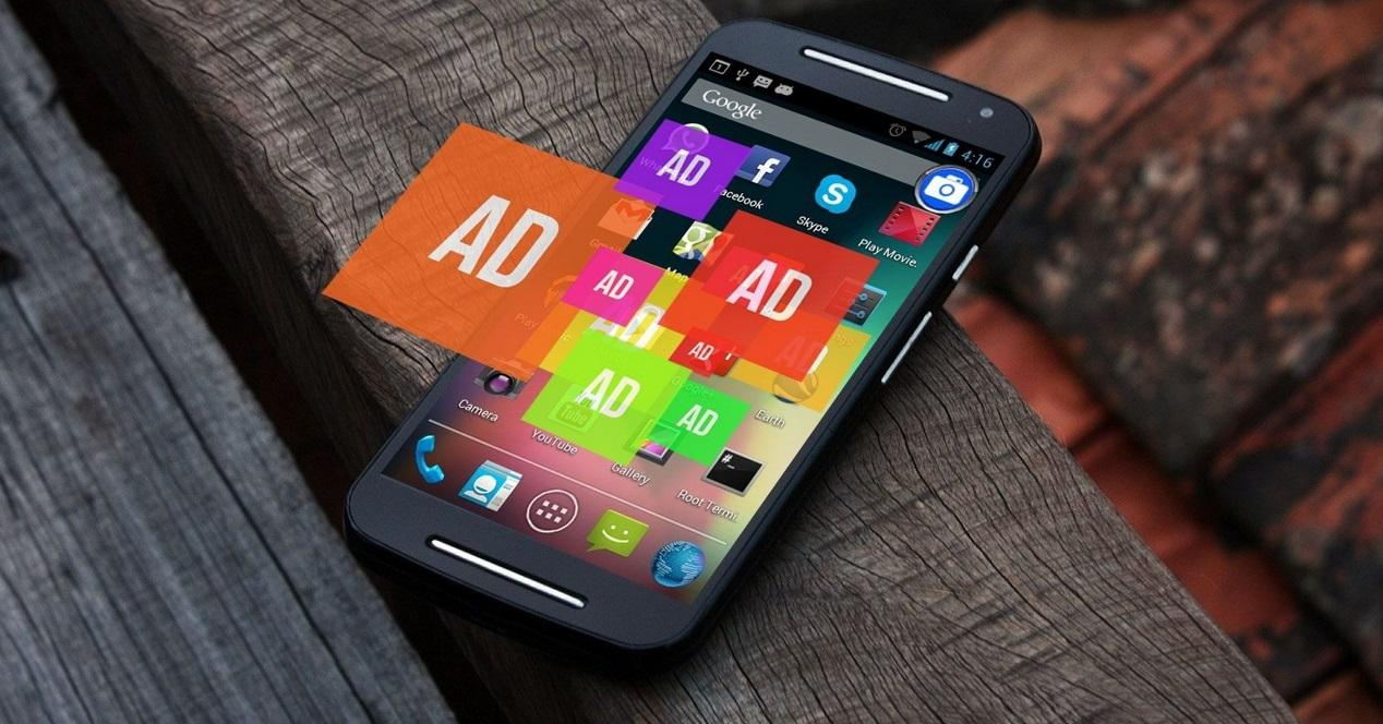 publicidad android