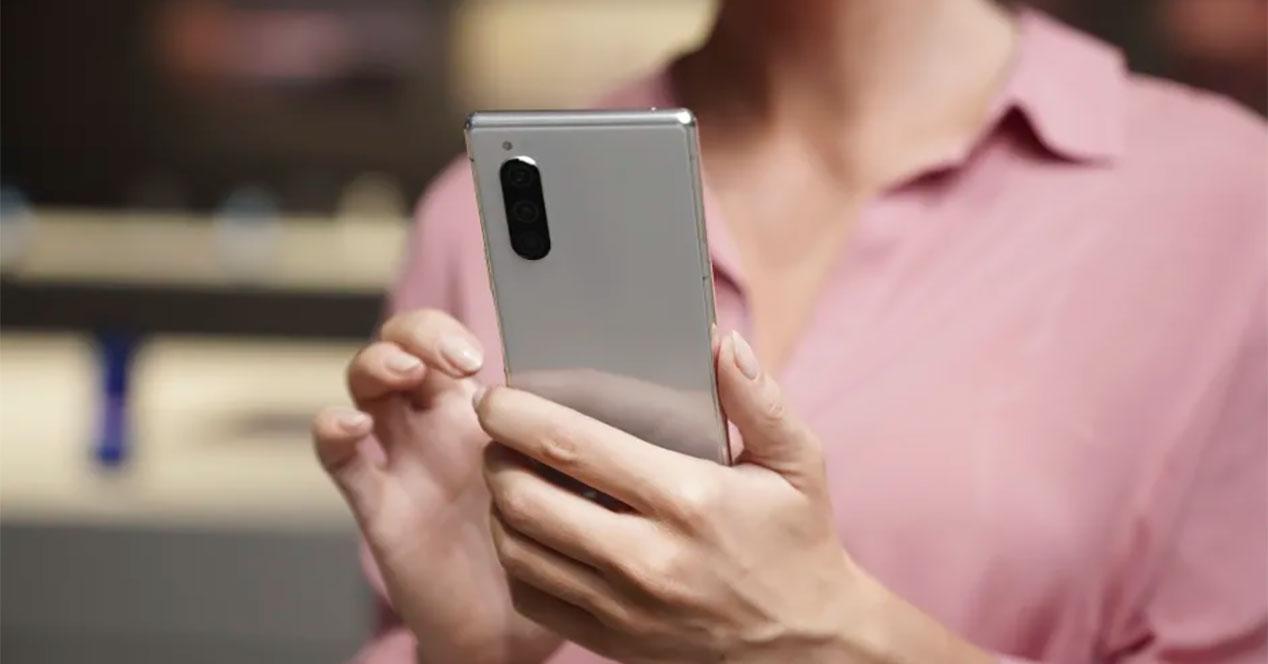 Sony Xperia microSD