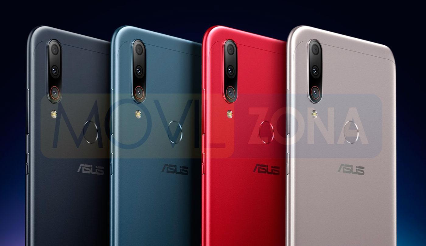 Asus Zenfone Max Shot cámara