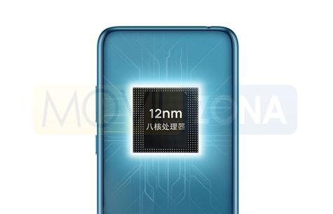 Huawei Enjoy 9e procesador