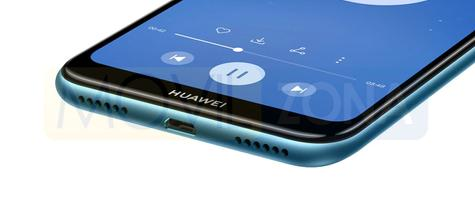 Huawei Enjoy 9e altavoz