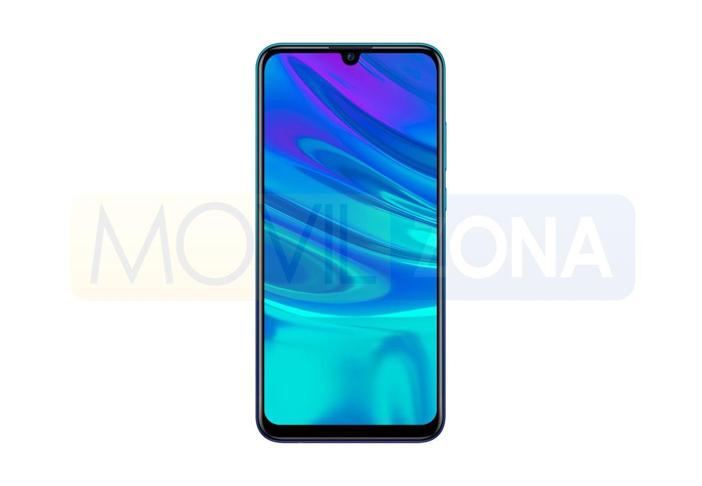 Huawei Enjoy 9s pantalla