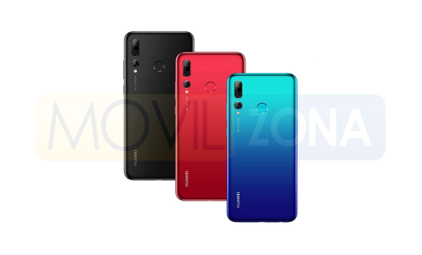 Huawei Enjoy 9s color