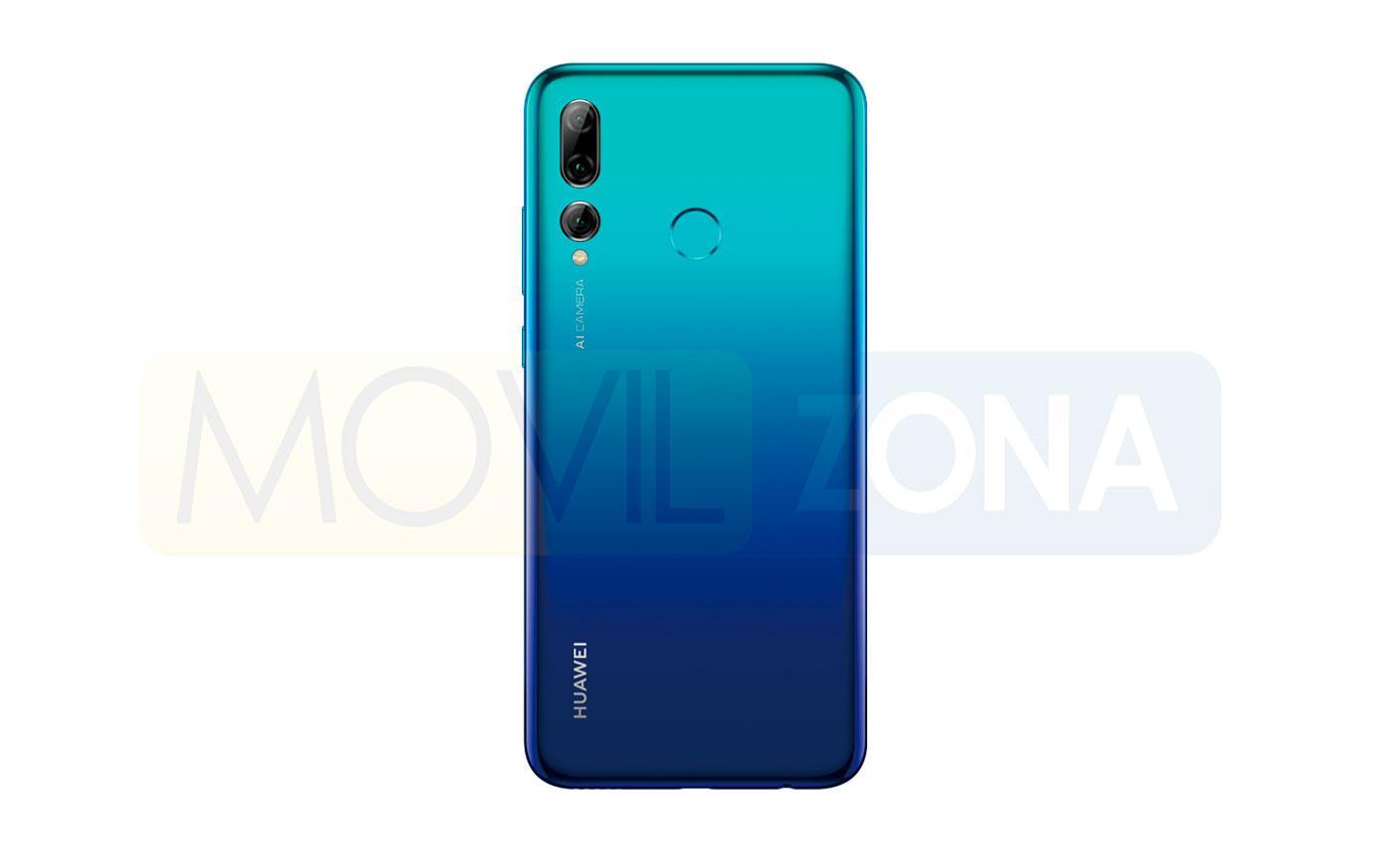 Huawei Enjoy 9s trasera