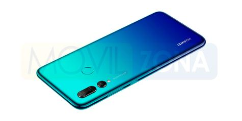 Huawei Enjoy 9s cámara