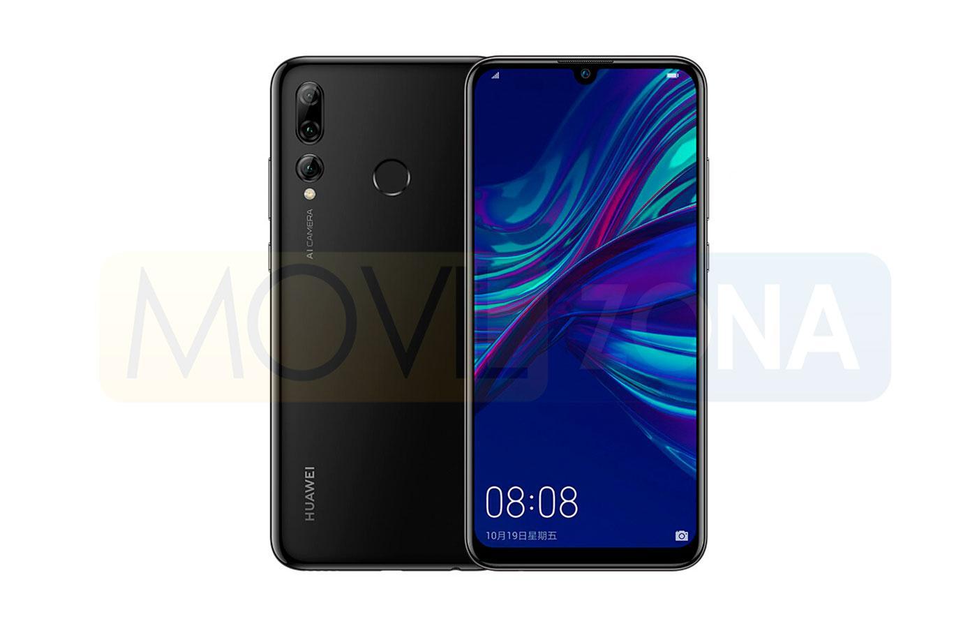 Huawei Enjoy 9s negro