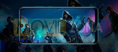 Huawei Enjoy 9s juegos