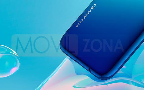 Huawei P Smart 2020 bordes