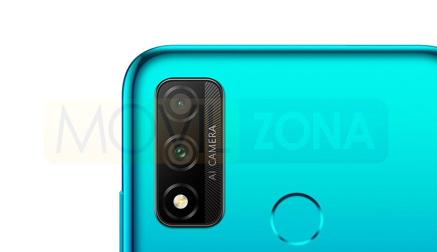 Huawei P Smart 2020 cámara
