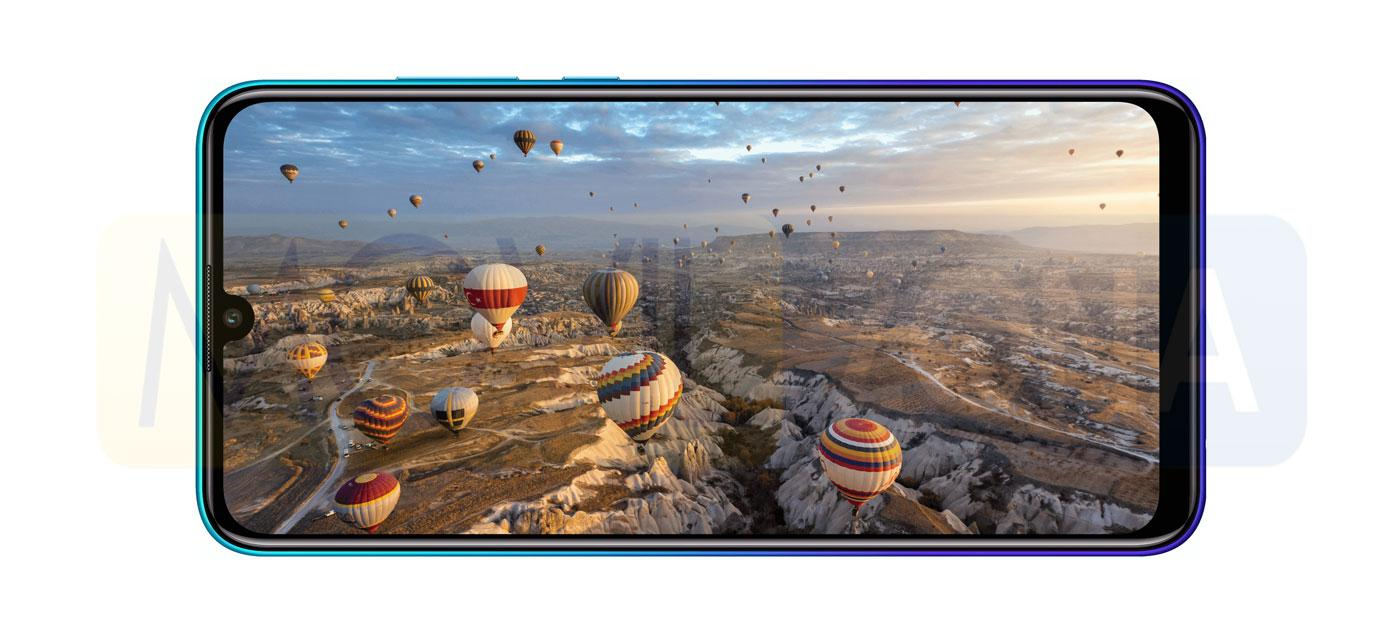 Huawei P Smart 2020 pantalla