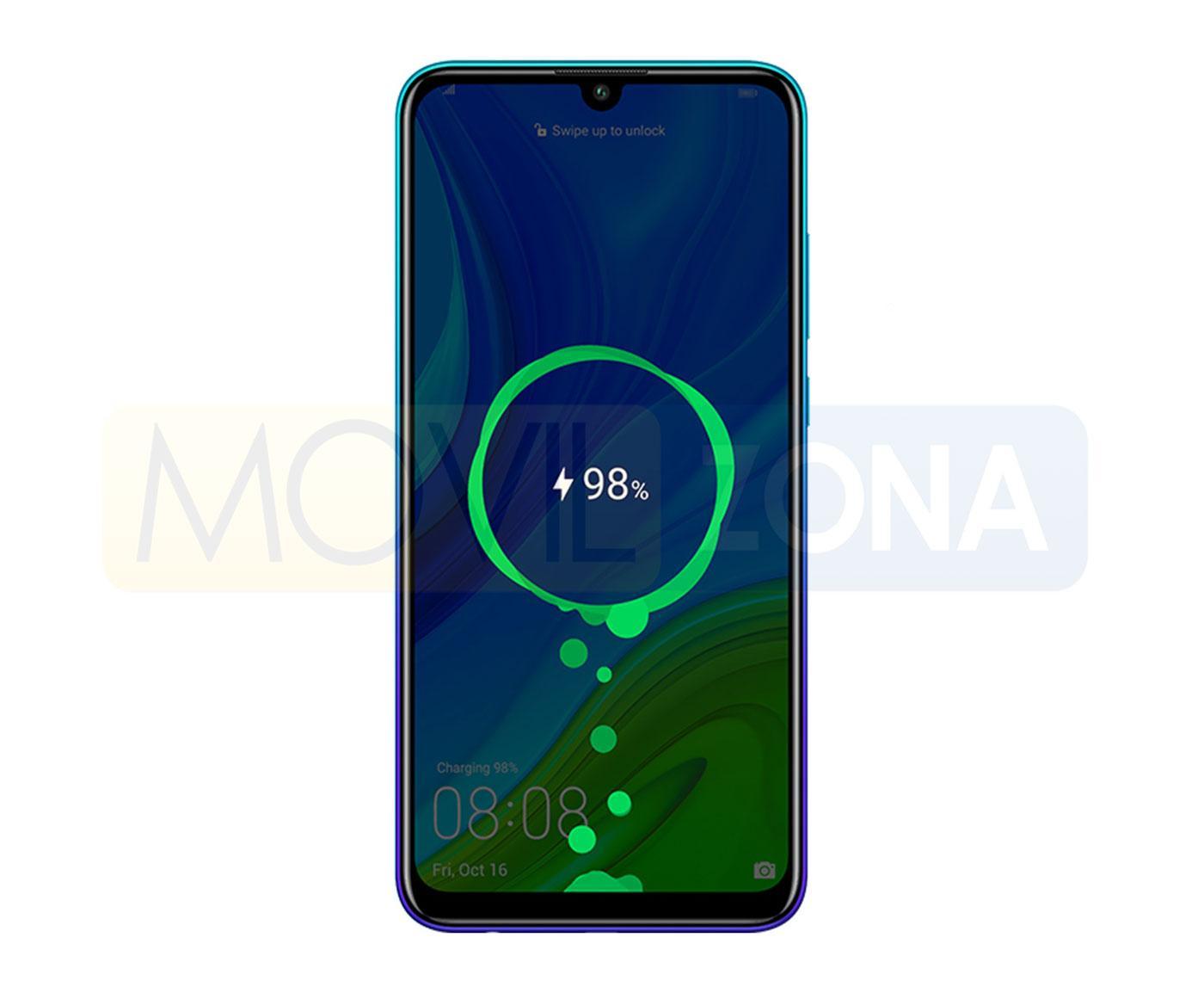 Huawei P Smart 2020 bateria