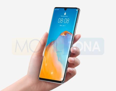 Huawei P30 Pro New Edition pantalla